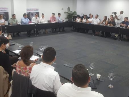 Fiscalía y gremios en Cartagena se unen para combatir la violencia y explotación sexual