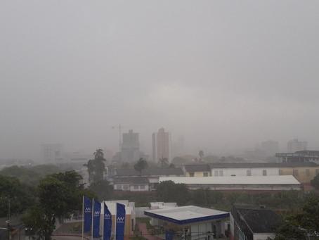 Barranquilla registró varias emergencias por torrencial aguacero