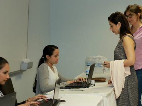 Investigadores de Uninorte, premiados por Google en Sao Paulo.