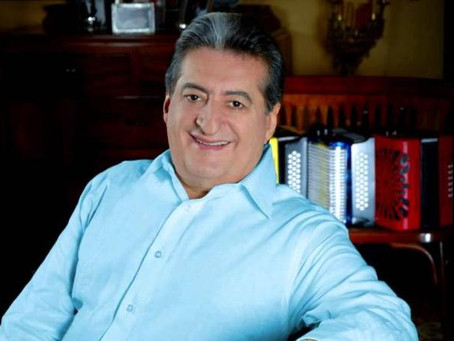 Hospitalizado el artista vallenato Jorge Oñate