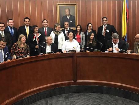 En el Senado se presentará ponencia para aprobación de la RAP Caribe