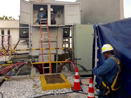 Electricaribe suspende servicio en zonas del Atlántico por mantenimientos