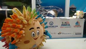 "The flame of Santa Marta's ""Juegos Bolivarianos"" will take cities of the Caribbean Region"