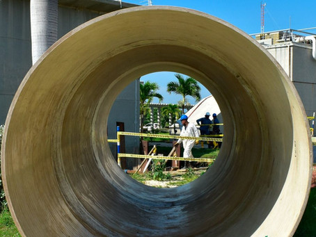 Reparación por daño en tubería de Cartagena podría tardar hasta 30 horas