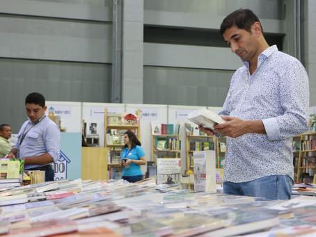 Inició la primera versión de feria del Libro de Barranquilla