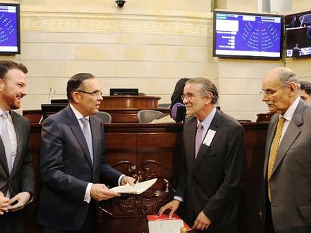 Radicado en el Senado el proyecto de Ley de Regiones