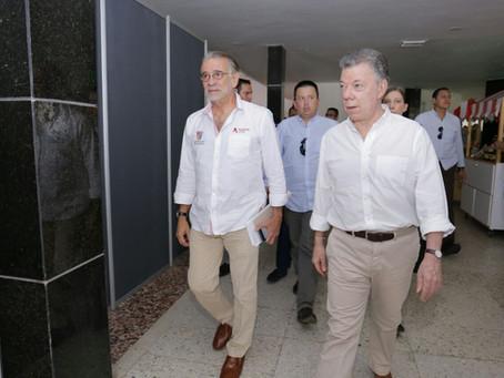 """""""La única forma que Colombia sea competitiva es con el Río Magdalena en marcha"""": Verano"""