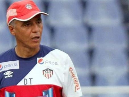 Alexis Mendoza vuelve a la dirección técnica del Junior