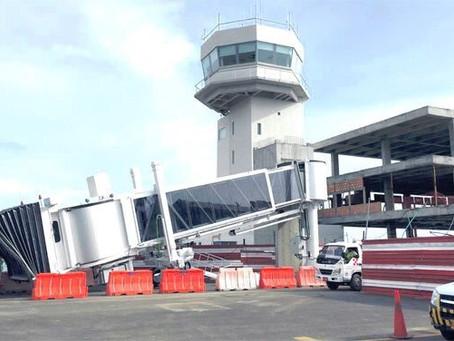 Fuertes brisas en Santa Marta ocasionaron el desvío de un avión