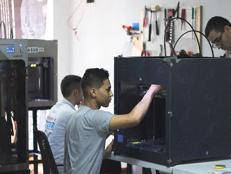 En Barranquilla se fabrica la impresora 3D más grande del país
