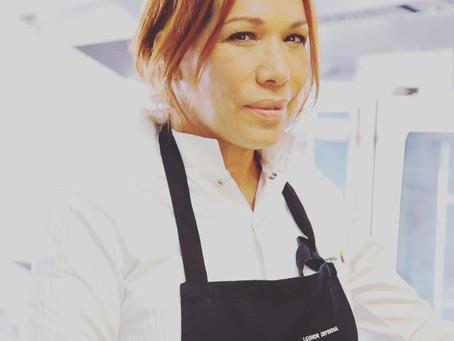Leo Espinosa, the Ambassador of Colombian Food