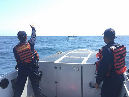 Guardacostas tras la pista de cinco pescadores de Tierrabomba desaparecidos