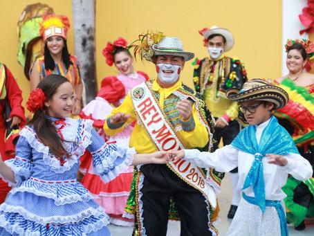 Elegidos reyes Infantiles y Rey Momo 2018, ¡ahora sí comenzó el Carnaval de Barranquilla 2018!