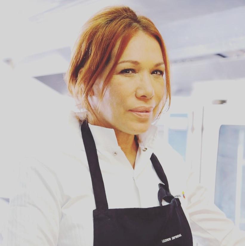 Leonor Espinosa, ganadora del 'Basque Culinary World Prize 2017'.