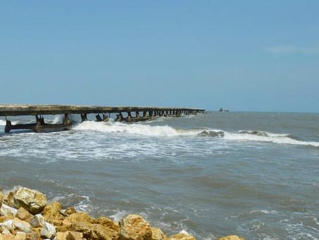 En una semana inicia licitación para recuperación parcial del Muelle de Puerto Colombia