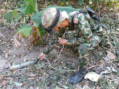 Ejército neutralizó atentado del Eln en oleoducto de Coveñas