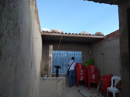 Fuertes brisas en Barranquilla causan daños en viviendas