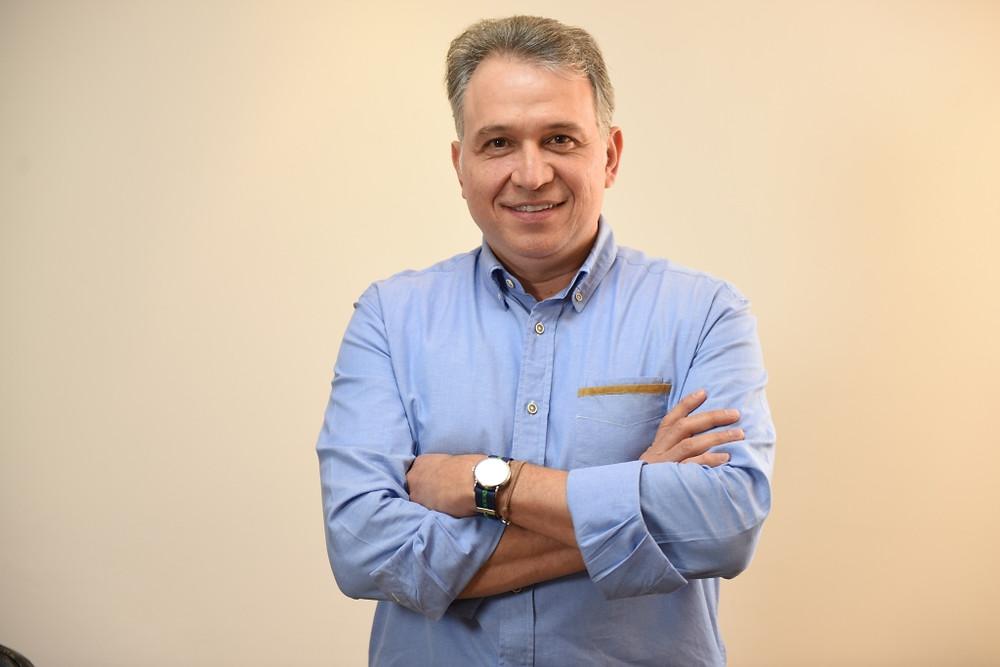 Javier Lastra, agente interventor. Cortesía Electricaribe.