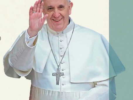 Papa Francisco envia mensaje de reconciliación a los colombianos