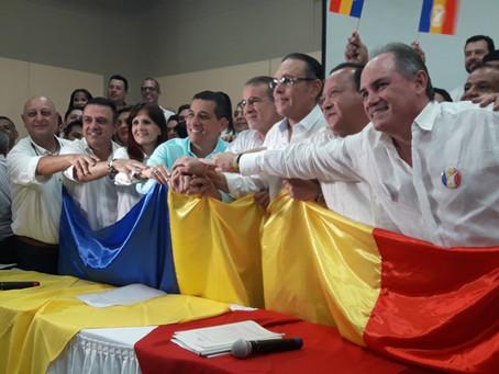 Se firma la RAP Caribe