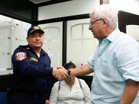Bomberos y alcalde de Soledad llegan a un acuerdo para evitar cese de actividades