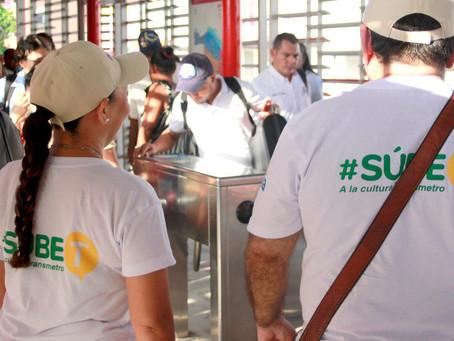 Transmetro rechaza acciones de violencia en contra de guías del sistema