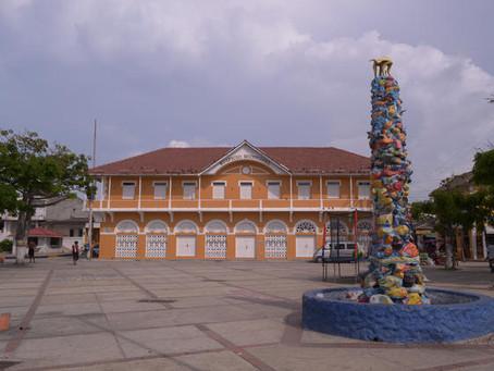 Dos capturas, dinero y armas recuperadas en allanamiento en Puerto Colombia