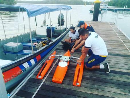 Prevención en el Caribe para las pequeñas embarcaciones