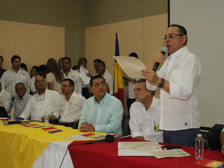 San Andrés se vinculó a la RAP Caribe