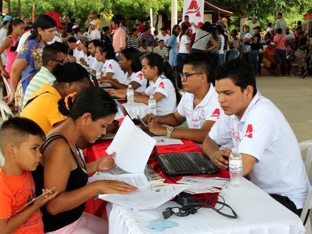 10.212 retornados de Venezuela se registraron en el sur del Atlántico