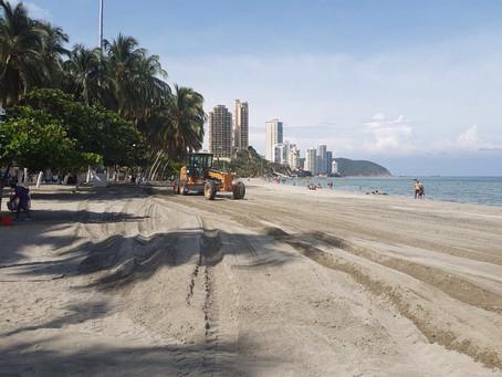 Contraloria investiga ocupación ilegal de condominios en playas de Santa Marta