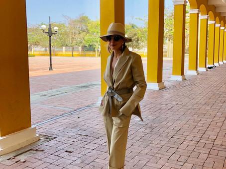 Barranquilla un destino acogedor, así la describe Silvia Tcherassi para la revista Vogue