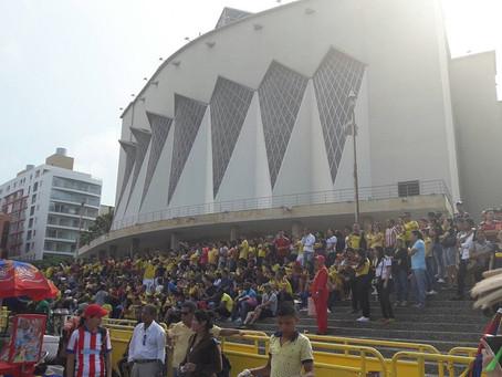 Inconformismo en Barranquilla por venta de boletas de Colombia-Paraguay