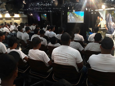 100 capacitados con 'Jóvenes a lo bien' en Cartagena