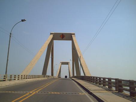 Esta es la relación entre el viejo puente Pumarejo y el Morandi que se desplomó en Italia