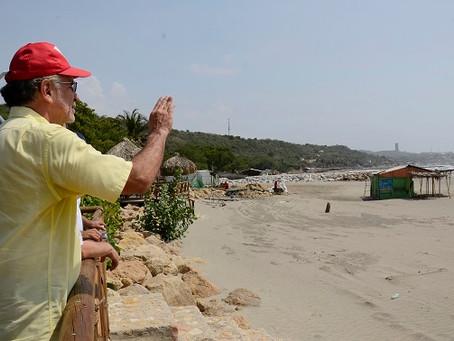 Playas de Salgar y Sabanilla serán intervenidas para su recuperación