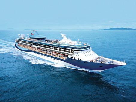 Llegó a Santa Marta crucero con más de 2.500 personas procedentes de Reino Unido