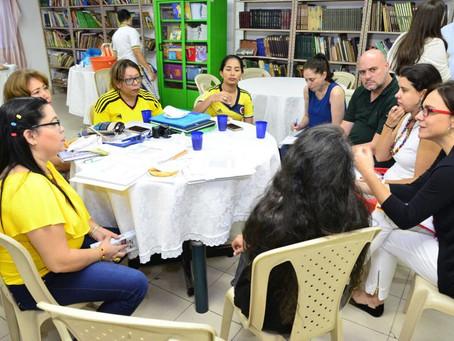 El Banco Interamericano visitó colegios de Barranquilla para analizar modelo educativo