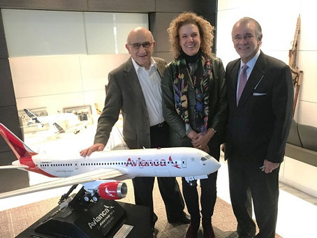 Presidente de Avianca aceptó reunirse con gremios en Barranquilla para evaluar itinerario a Miami