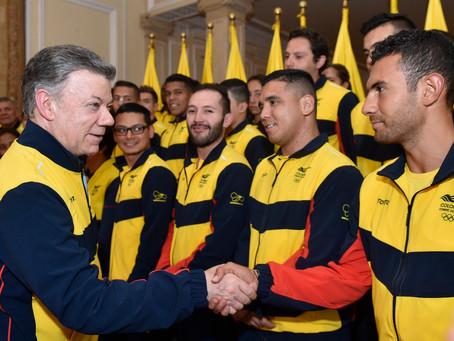 Presidente Santos llegará a Barranquilla para inaugurar los Juegos Centroamericanos 2018