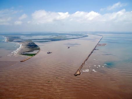 Abierta licitación para el dragrado del canal de acceso al puerto de Barranquilla