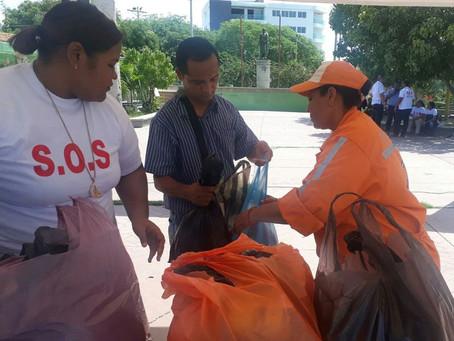 Uribia sigue pidiendo ayudas para los damnificados
