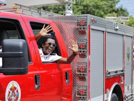 Concejo de Cartagena pone la lupa a condiciones laborales de los bomberos