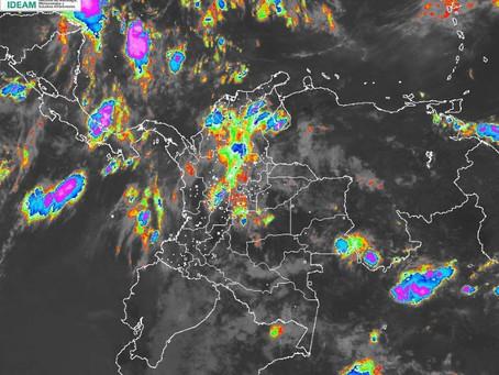 Alertas por lluvias en gran parte de la región Caribe