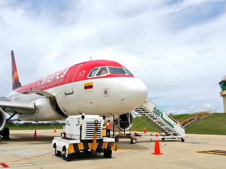 Todo listo para que Avianca inicie operaciones en aeropuerto de Corozal