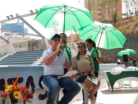 Rendición de cuentas: así fue la gestión de la secretaría de Recreación y Deporte en Barranquilla du
