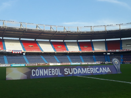 ¡Temblará el Metropolitano! Junior luchará por su paso a la final de la Sudamericana