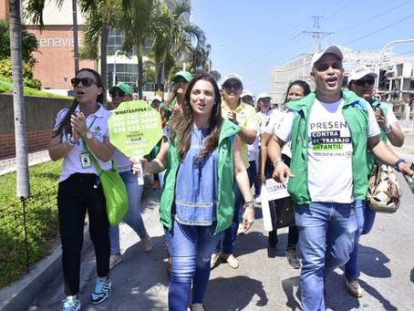 Presente Colombia, la campaña del ICBF para combatir el trabajo infantil