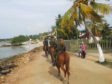 El turismo en San Antero trabaja para reponerse debido a afectaciones causadas por mar de leva