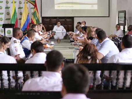 Más de 100 familias en Cartagena deben evacuar sus viviendas por posible colapso